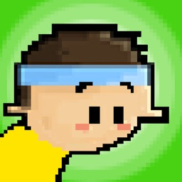 Pixel Tennis Player Madness Free Game