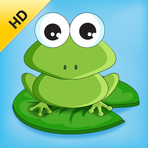 Fido - The Frog HD icon