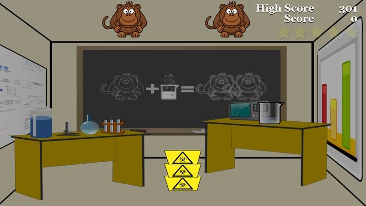 Mad Monkey : Best Arcade Kid Game (Kids Games+ Retro Arcade = Fun) screenshot-4