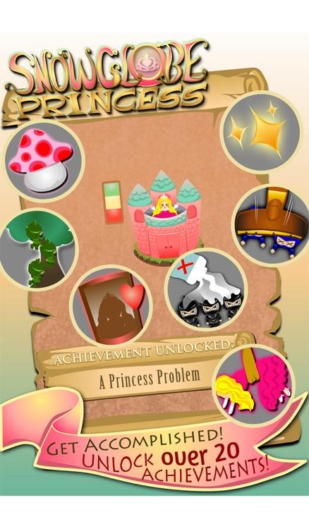SnowGlobe Princess ~ Tap to Save the Princess!