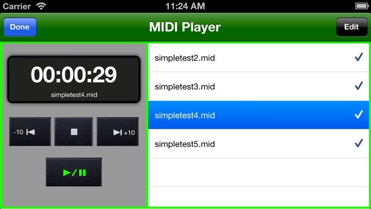 midi Keyboard screenshot-4