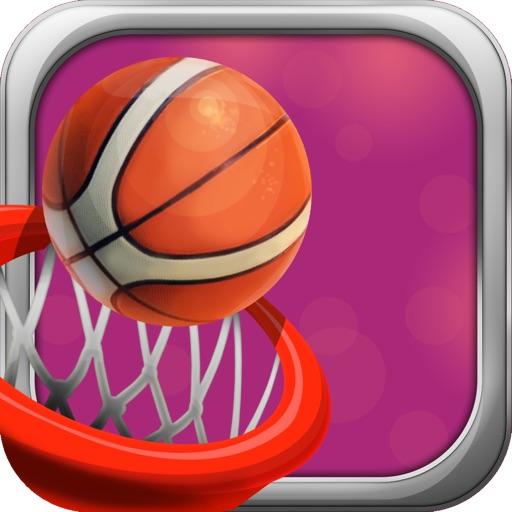 Miss Perfect Basketball HD - Full Version icon
