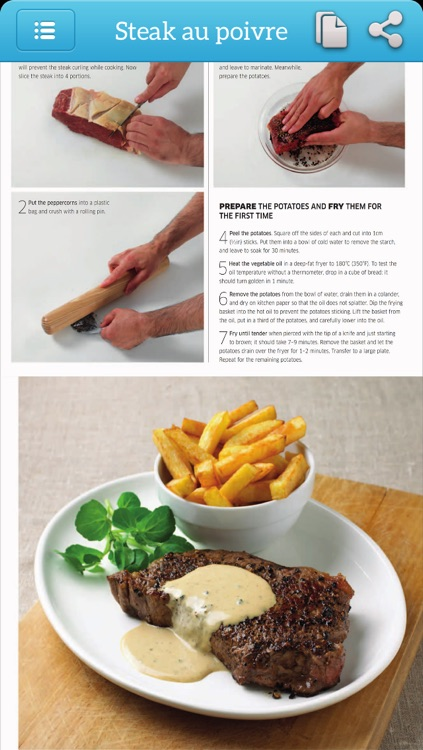 Cooking - Step by Step Cookbook