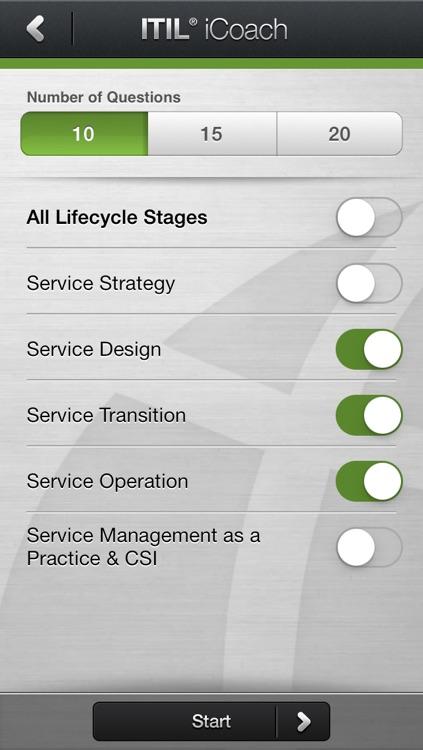 IIL ITIL iCoach screenshot-3