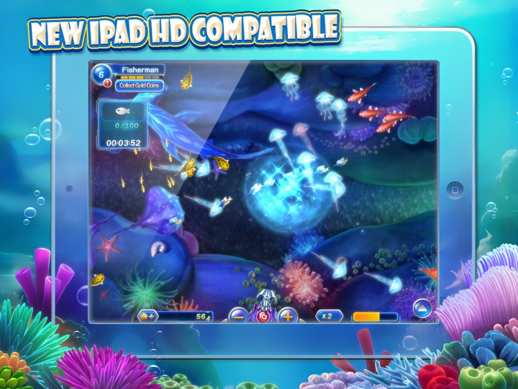 Fishing Joy II HD screenshot-3