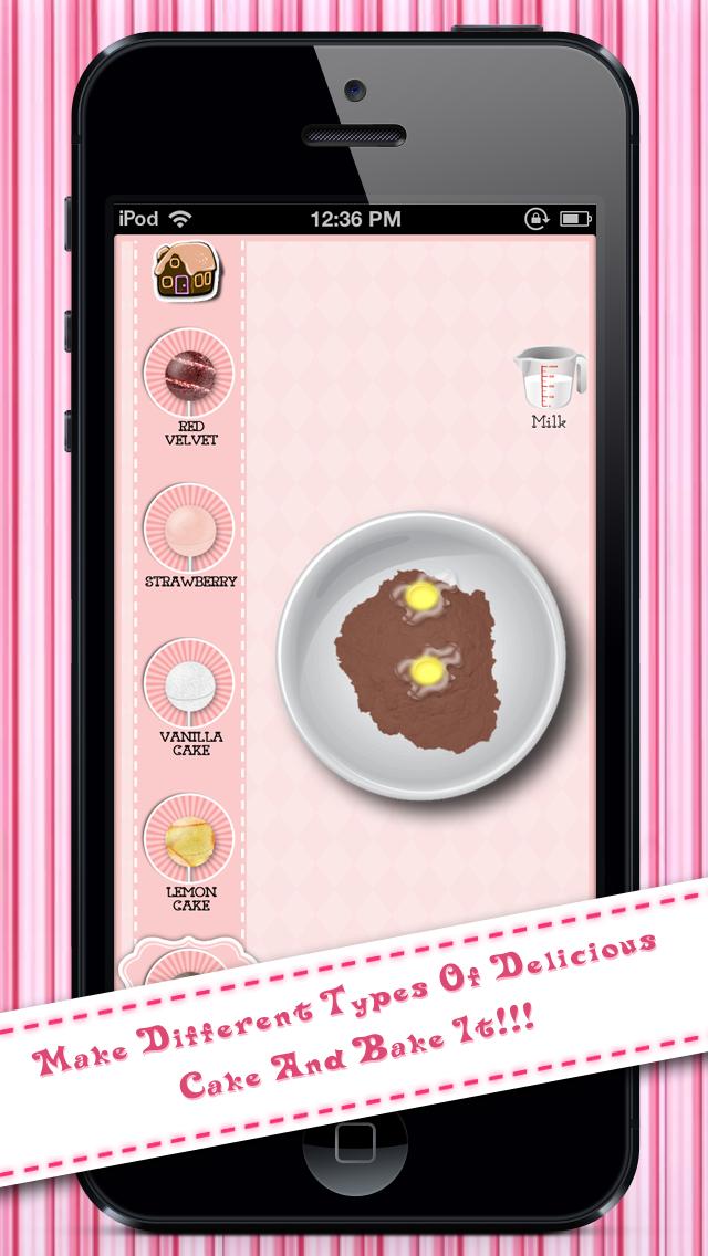 Pop Cake Designer Lite screenshot two