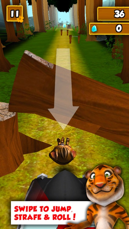 Aztec Cat Burglar 3D: Mega Jungle Run Uber Fun Tiger Adventure - By Dead Cool Games screenshot-4