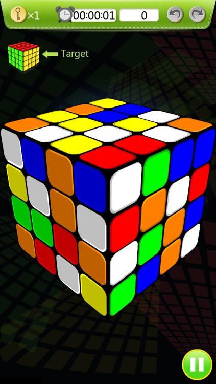 Magic Cubes 3D screenshot-4