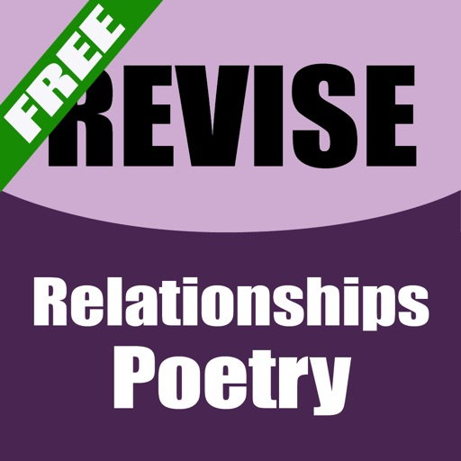 Revise Relationships Poetry Free
