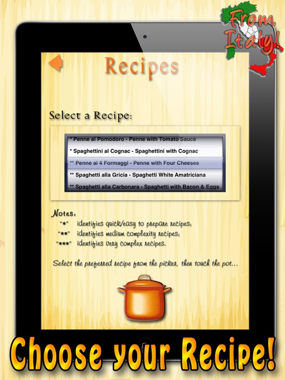 La Pasta HD – The Best Recipes screenshot-2