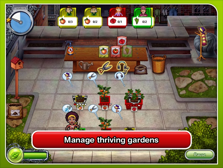 Garden Dash screenshot-1