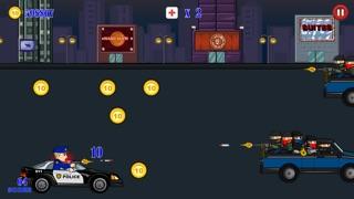 Cop & Robber Bank Escape - Police Criminal Chase Battle Free-1