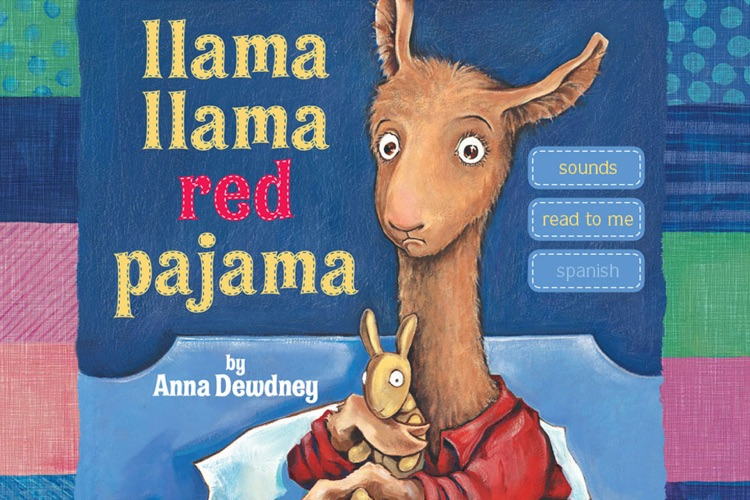 Llama Llama Red Pajama screenshot-0