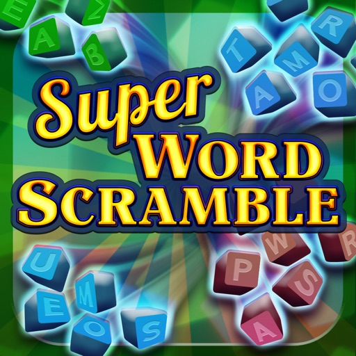 Super Word Scramble!