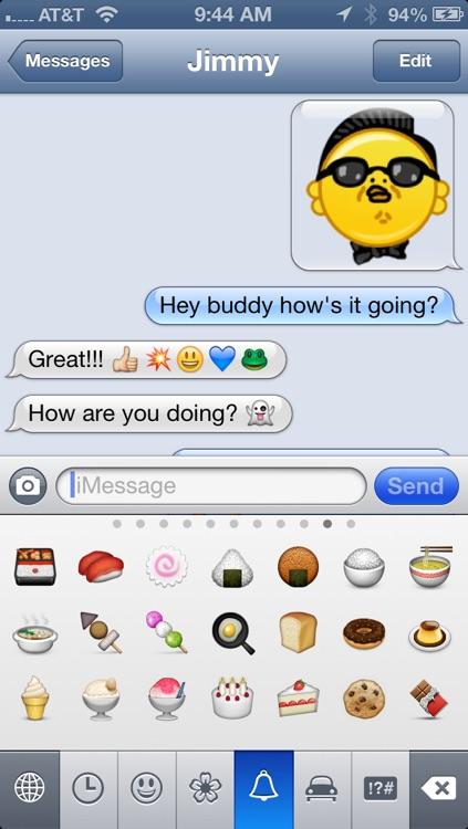 Emoji 2 - NEW Emoticons and Symbols! screenshot-4