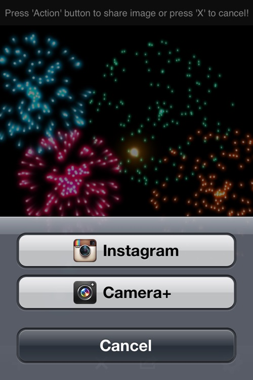 Real Fireworks Artwork Visualizer screenshot-4