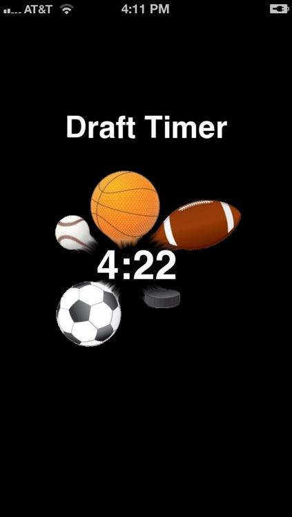 Draft Timer