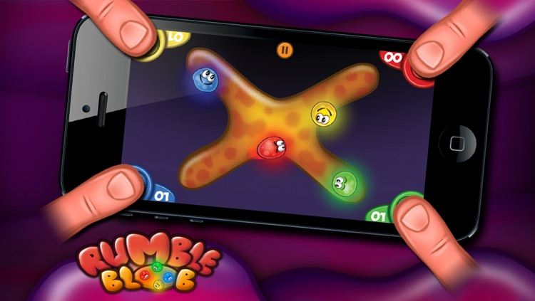 Rumble Blob screenshot-2