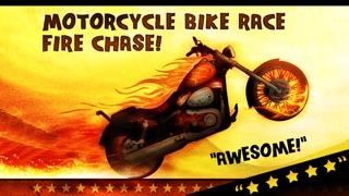オートバイバイクレースゲーム (Motorcycle Bike Race Fire Chase - Pro Racing Edi紹介画像1
