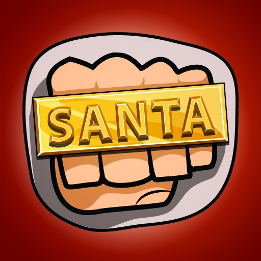 Bad Pocket Santa iOS App