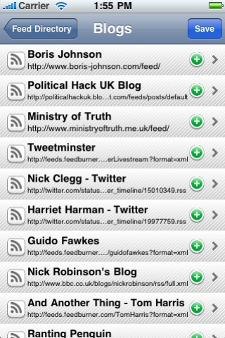 Politics - UK News screenshot-3
