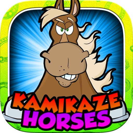 Kamikaze Horses - a base defense game