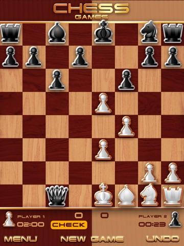 Бесплатные Шахматы для iPad