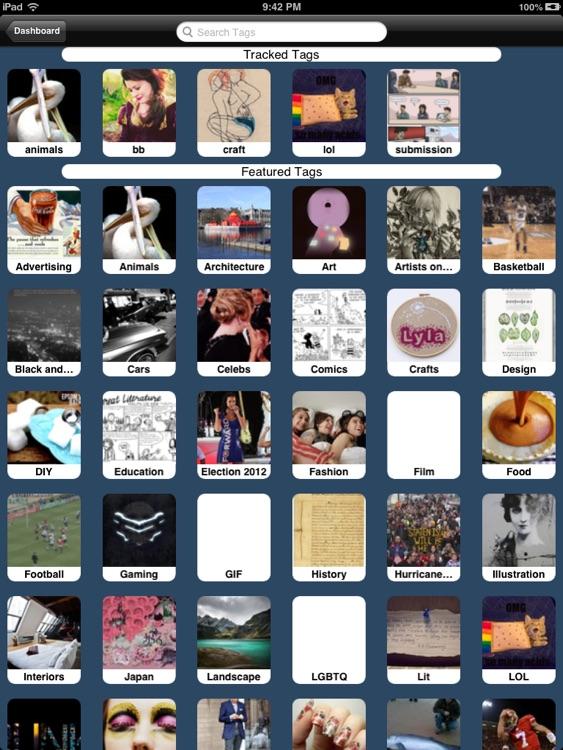 TumBoard for Tumblr