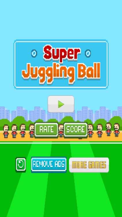 The Impossible Super Juggling Ball
