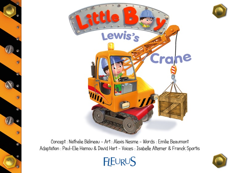LITTLE BOY - LEWIS' CRANE HD
