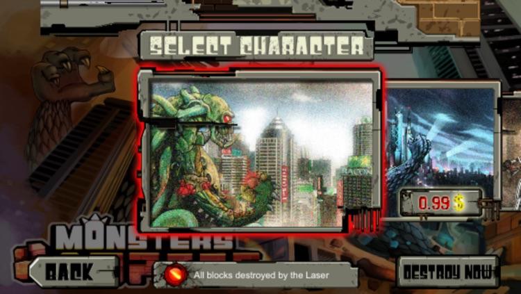 Monsters Rampage screenshot-4