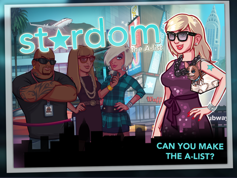 Stardom: The A-List-ipad-4
