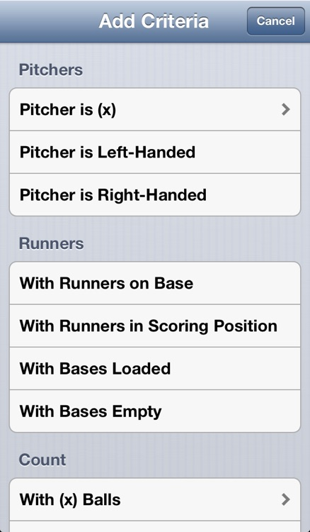 Baseball Stats Pro screenshot-3