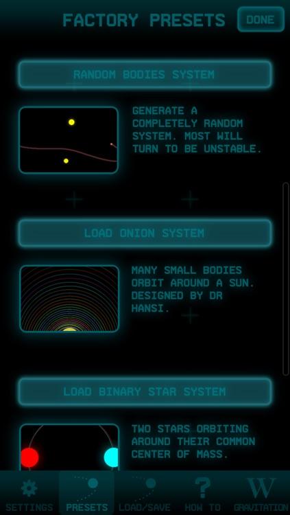 Gravity App screenshot-4