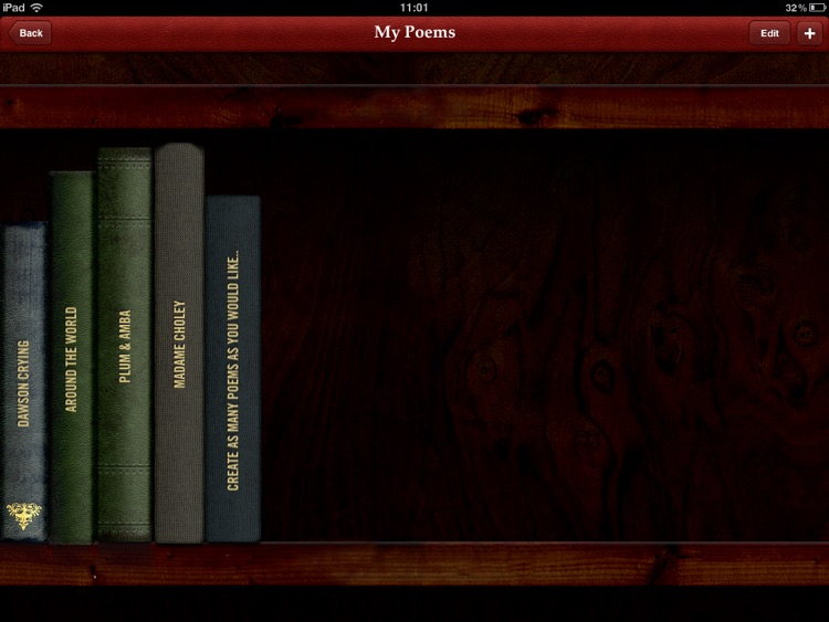 The Poetry App screenshot-3