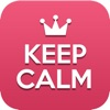 Keep Calm - Turn your instagram, facebook photos into Keep Calm poster with KeepCalmr