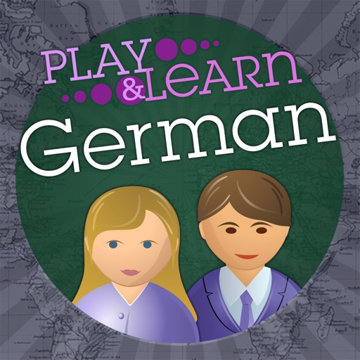Play & Learn German - Speak & Talk Fast With Easy Games, Quick Phrases & Essential Words