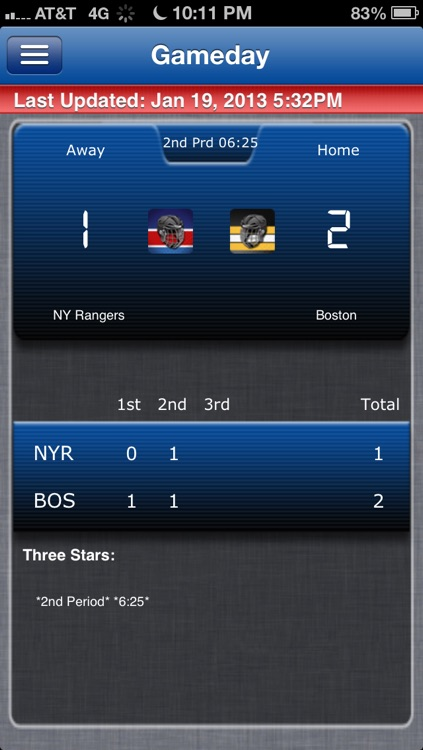 New York R Hockey Live