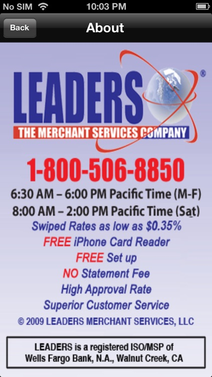 Credit Card Processing Merchant Account screenshot-4