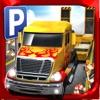 3D Construction Parking Simulator - Realistic Monster Truck Park Sim Run Games