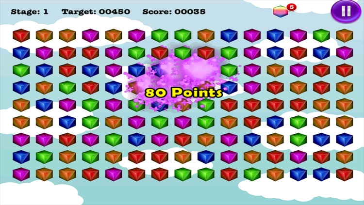 Bubble Cube Pop Mania