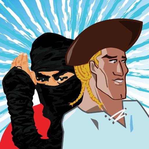 Jánošík vs Ninja