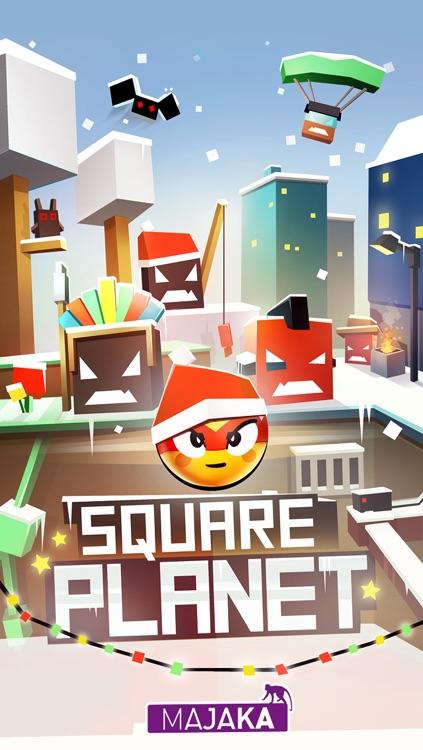 Square Planet