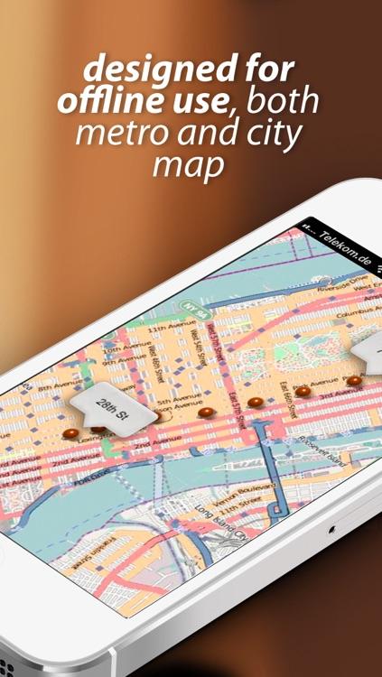 NYC Subway & Offline Map