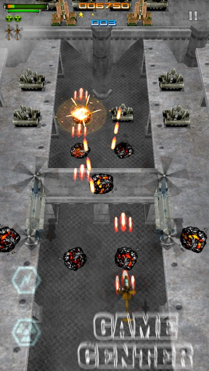 iStriker 2: Air Assault screenshot-4