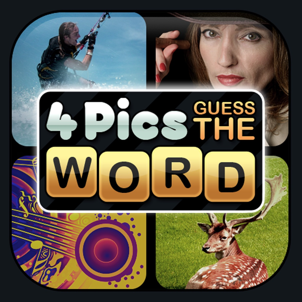 4 Pics - Guess the Word