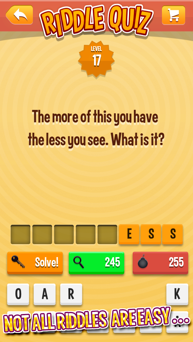 Riddle Quiz: The Fun Free Word Game With Hundreds of Riddles for windows pc