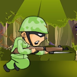 Soldier Sniper Shooter Jungle Battlefield - Run Jump & Shoot Evil Quest Free