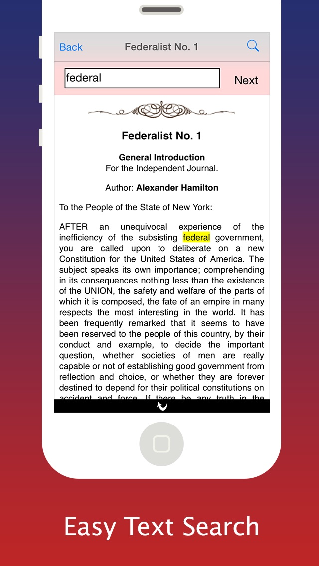 the federalist papers was a collection of 85 essays which Federalist papers, formally the federalist, series of 85 essays on the proposed new constitution of the united states and on the nature of republican seventy-seven of the essays first appeared serially in new york newspapers, were reprinted in most other states, and were published in book form as.