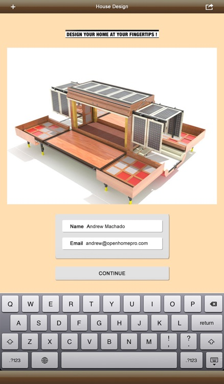 Interior Design 3D- floor plan & home calculator screenshot-0